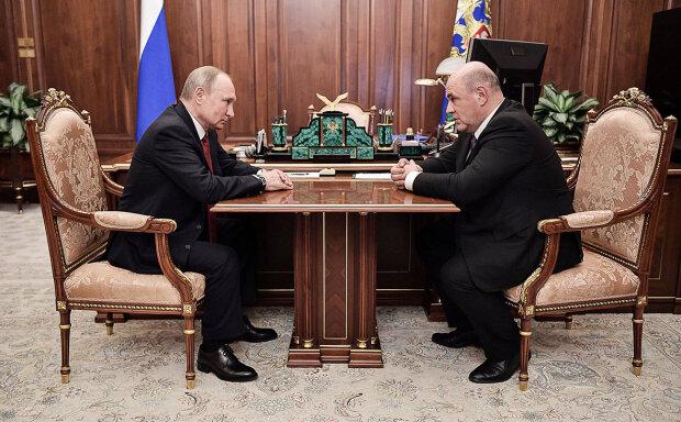 Путін і прем'єр-міністр РФ