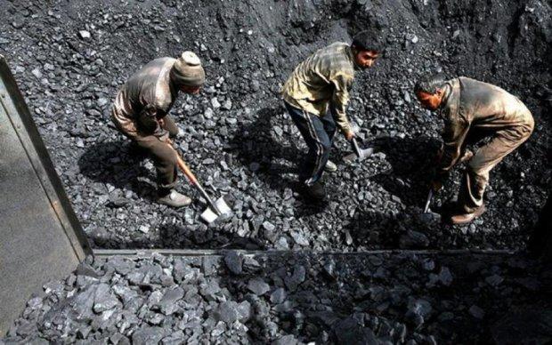 Корупція на перевалці американського вугілля