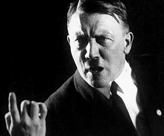 Адольф Гітлер, фото Wikimedia Commons