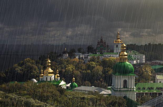 Погода на 30 апреля: конец месяца заставит носить с собой зонты и дождевики