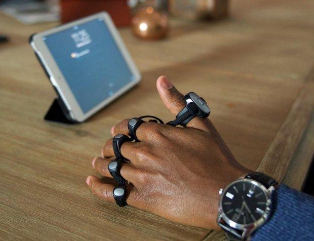 Tap Keyboard: в сети показали клавиатуру будущего