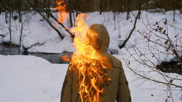 Вогонь / скріншот з відео
