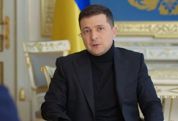 Владимир Зеленский, скриншот видео HBO