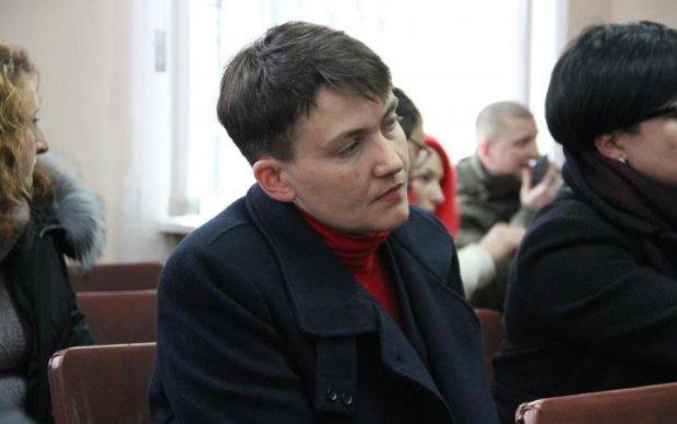 Савченко решила попиариться на горе украинцев