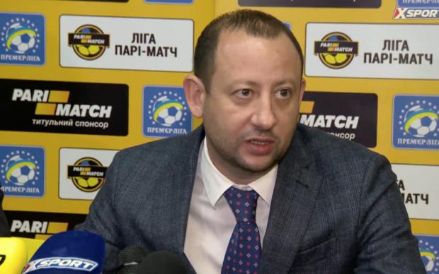 Президент УПЛ прокомментировал туманную ситуацию вокруг Стали