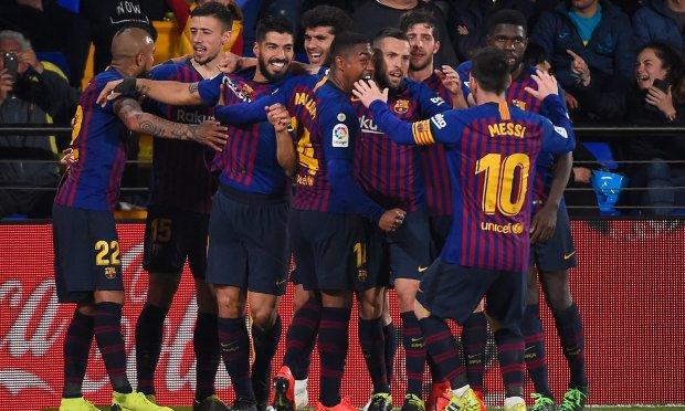 Барселона героїчно врятувала матч з Вільярреалом: на двох суперники забили вісім голів