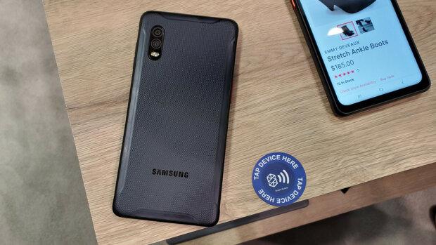 Samsung Galaxy XCover Pro, gizchina