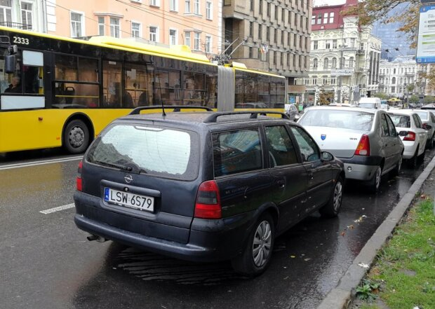 Евробляхи заполнили авторынок Украины: самые популярные за месяц