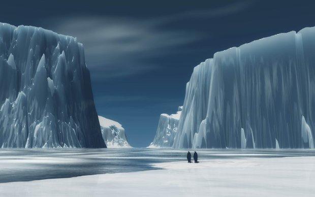 похолодання в Арктиці