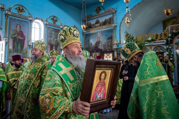 Предстоятель УПЦ, фото: Митрополит Антоний / Фейсбук