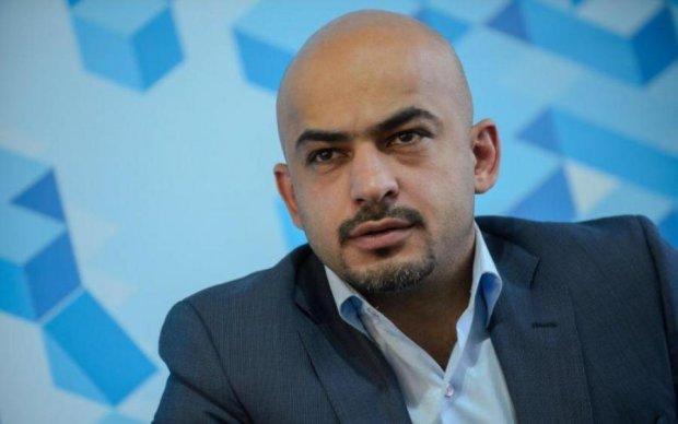 """Позбавлення громадянства Саакашвілі: Найєм """"кинув камінь"""" в город Порошенка"""