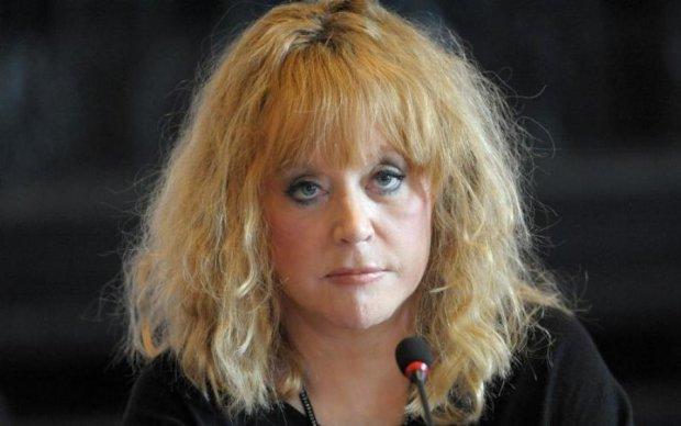 Не для слабонервных: Пугачева показала лицо без макияжа