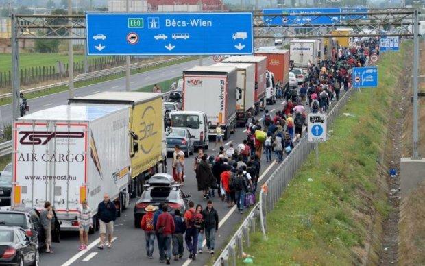 Україна надумала прорубати коридор до Угорщини