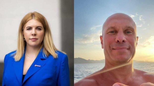 Кіра Рудик та Ілля Кива, фото: Facebook