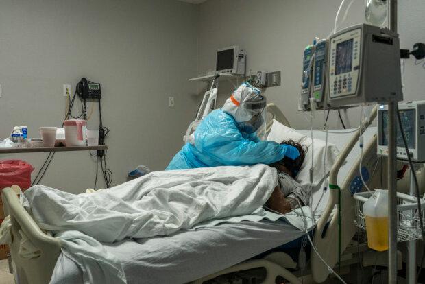 В Украине за сутки 3 776 новых больных коронавирусом, 145 умерло