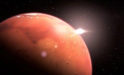 Марс (фото pixabay)