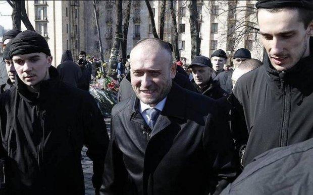 ФСБ схватила охранника Яроша