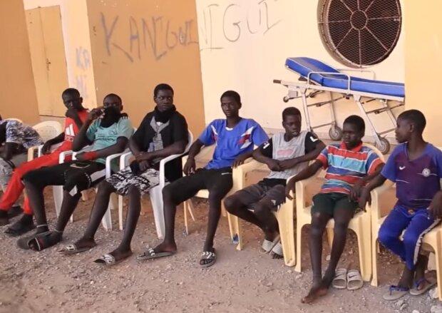 У Сенегалі стався спалах невідомої хвороби, фото: кадр з відео