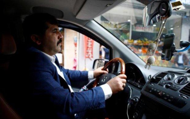 Эрдоган запретил Uber