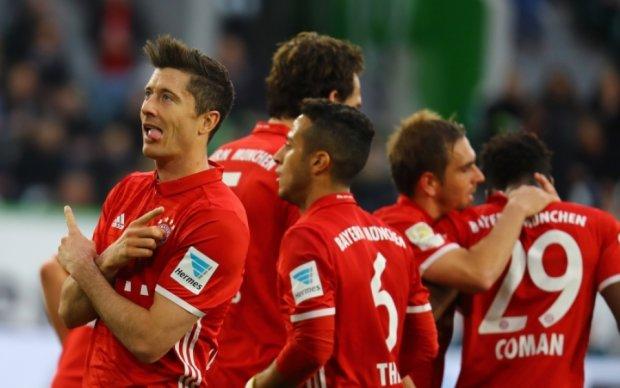 Бавария стала чемпионом Германии в пятый раз подряд