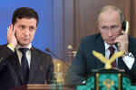 Перше побачення Путіна і Зеленського: названо дату