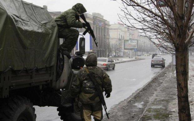 Очередная обезьяна с гранатой прославилась на весь Донбасс