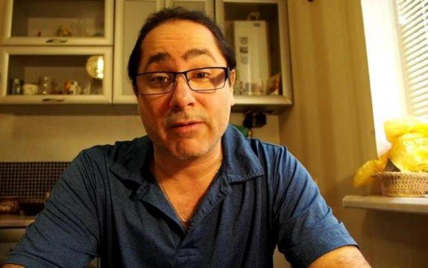 Російський співак дивом вижив в Україні