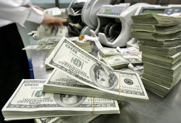 Обмін валюти онлайн: українці скупили рекордну суму доларів за місяць