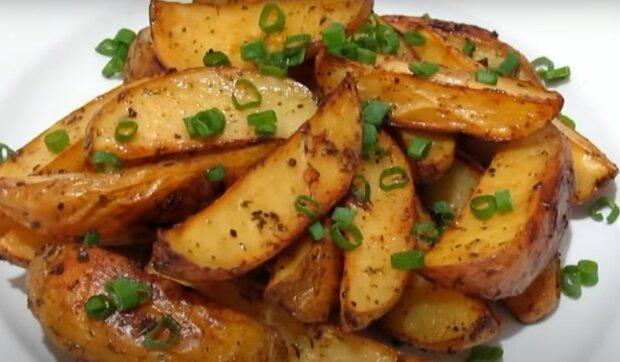 Забудьте о картошке-фри: полезное блюдо без лишнего жира накормит всю семью
