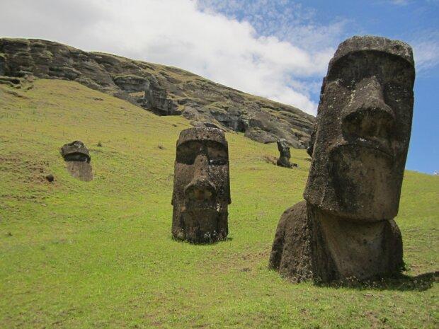 Остров Пасхи, фото pxhere