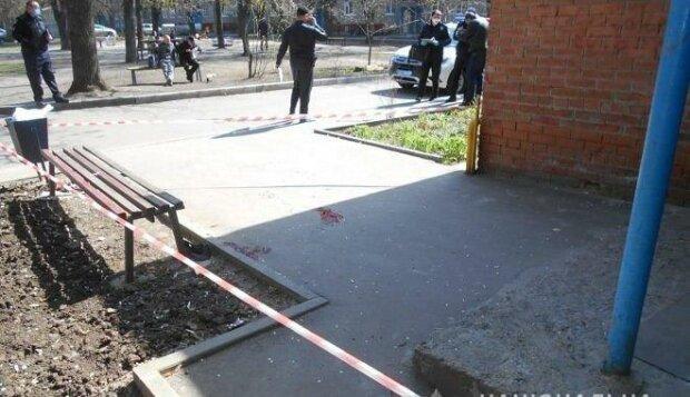 вбивство у Харкові, фото: Національна поліція