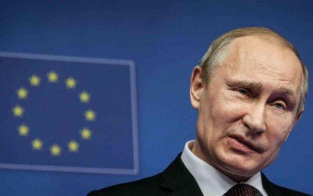 Зовсім з'їхав: Путін претендує на корону європейської держави