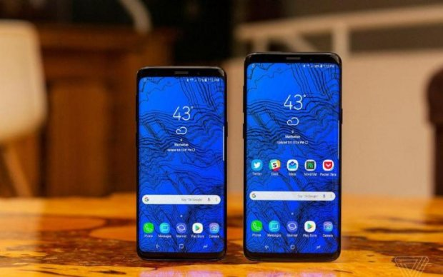 Samsung відреагувала на скарги власників Galaxy S9