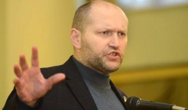 Борислав Береза назвал отставку Наливайченко позором