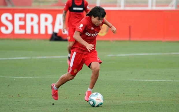 Лука Ромеро, фото: goal.com
