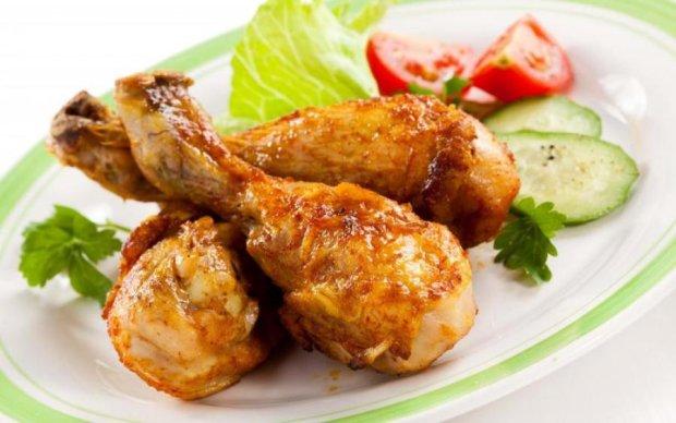 Как приготовить пикантные куриные ножки в духовке