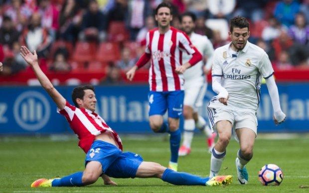 Прімера: Реал ледь переграв Спортинг, Барселона перемогла Сосьєдад