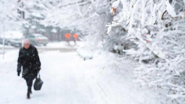 Зима образилася на Запоріжжя: стихія влаштує сніговий Апокаліпсис 29 січня