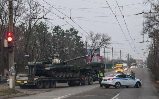 Військова техніка в Криму: стали відомі невтішні плани Кремля