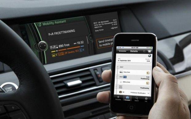 Смартфон почує шуми в двигуні