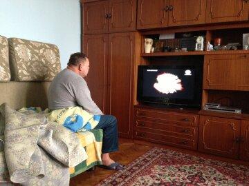 Телебачення, фото Пікабу