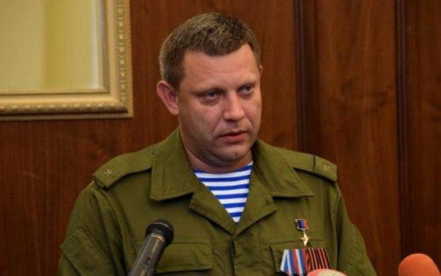 Привет от Моторолы: Захарченко замуровали в лифте, ждем