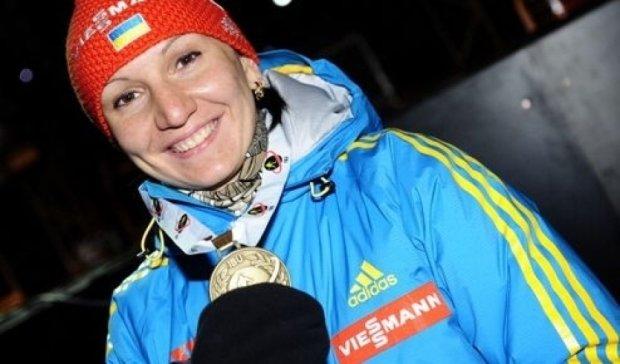 Названа найкраща українська спортсменка місяця