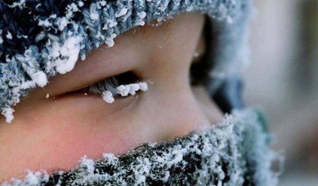 В Харькове закрыли школы из-за сильных морозов