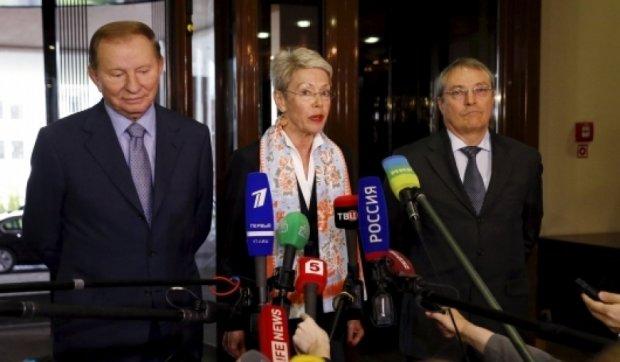 Контактная группа по Донбасса снова соберется 2 июня - Кучма