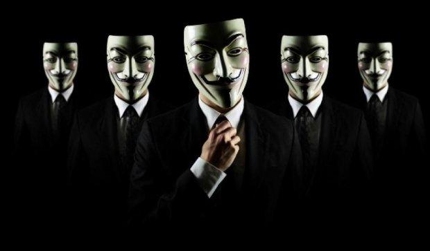 Хакеры Anonymous объявили войну Турции