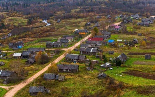 Вход в дно найден: в России открылись врата ада, фото