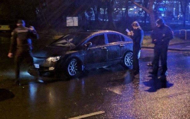 Копы поймали пьяного сотрудника военной прокуратуры