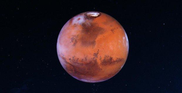 Растет и растягивается: ученые на Красной планете заметили нечто невероятное