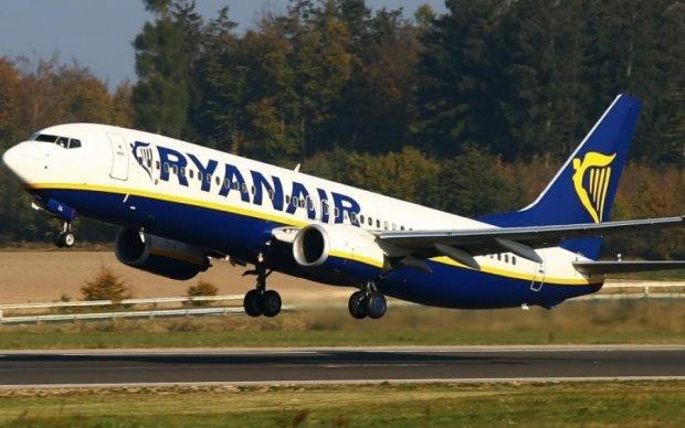 Ryanair пообіцяв півсотні дешевих рейсів українцям